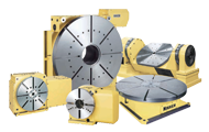 CNC Rotary Table Series