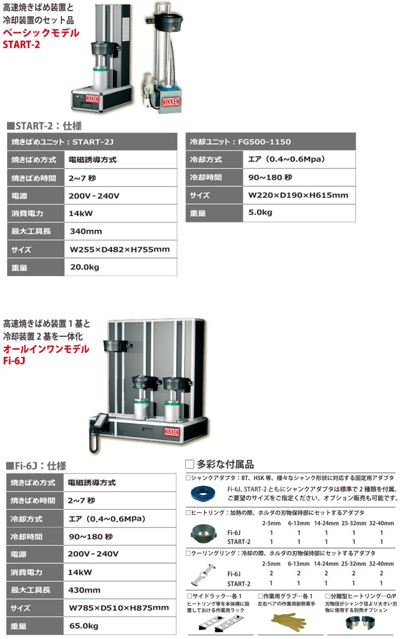 高速焼きばめ装置 その他 アクセサリー ncトータルツーリングシステム